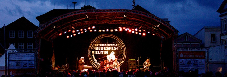 Bluesfest in Eutin